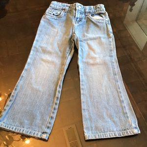 EUC Levi's 4T Jeans